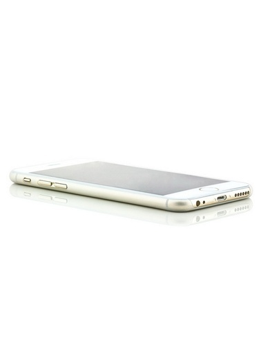 Microsonic Ultra Thin 0.2Mm iPhone  6 Plus (5.5'') Kılıf Beyaz Renkli